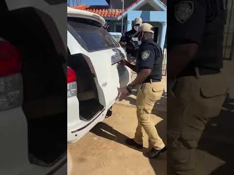 DICAN apresan hombre de San Juan con 480 libras de supuesta Marihuana