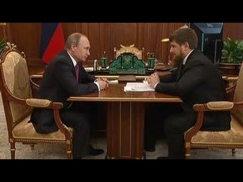 Путин рассчитывает, что Кадыров пойдет на выборы в сентябре