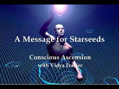 A Message for Starseeds