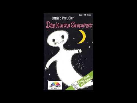 Das kleine Gespenst: Tohuwabohu auf Burg Eulenstein YouTube Hörbuch auf Deutsch