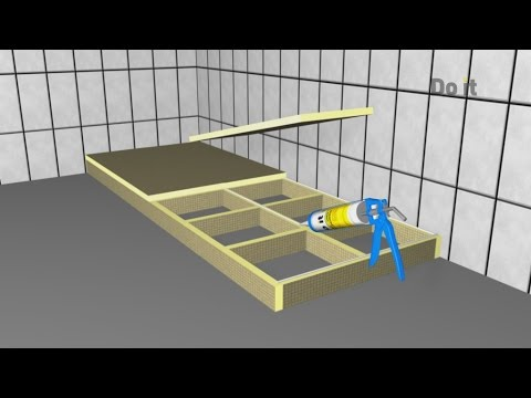07 Podest bauen [SD] - YouTube