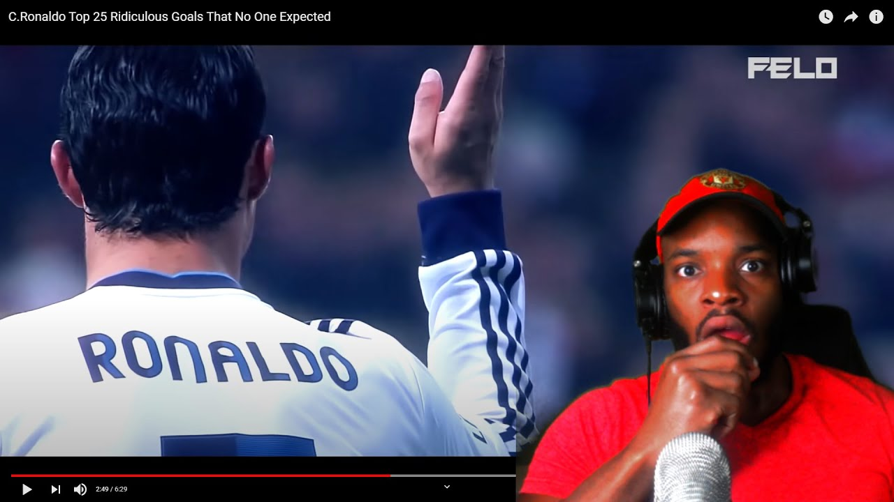 Download WOW!!!!!!!Cristiano Ronaldo Top 25 Ridiculous Goals That No One Expected (REACTION!!!)