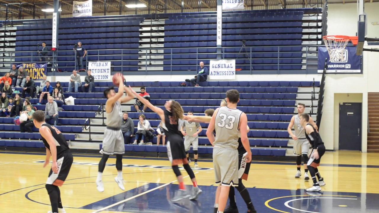 Corban Men's Basketball vs Walla Walla Highlights (01/27 ...