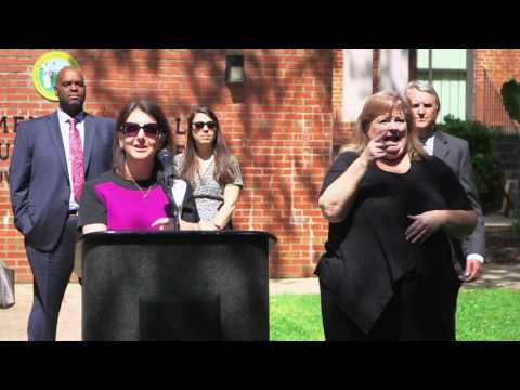 NC DHHS All-Staff Meeting, April 27, 2017