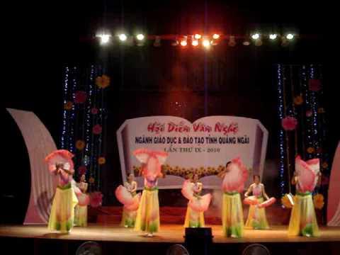 Mua Nguoi ve tham que - THPT Pham Kiet - Quang Ngai.wmv