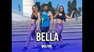 Bella - Wolfine | KF Dance | Coreografía Zumba®