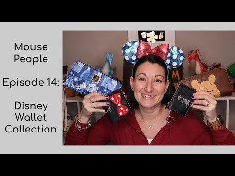 Disney Dooney & Bourke, Loungefly, Coach, And Kate Spade Wallet Collection #14