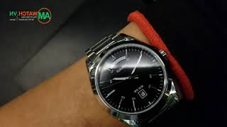 Review Đồng Hồ Casio MTP-1370D-1AVDF [4K] - AMwatch.vn