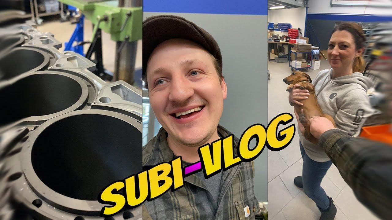 Ich nehme euch mit ! #1 | 24h mit Andi | Subi-Vlog