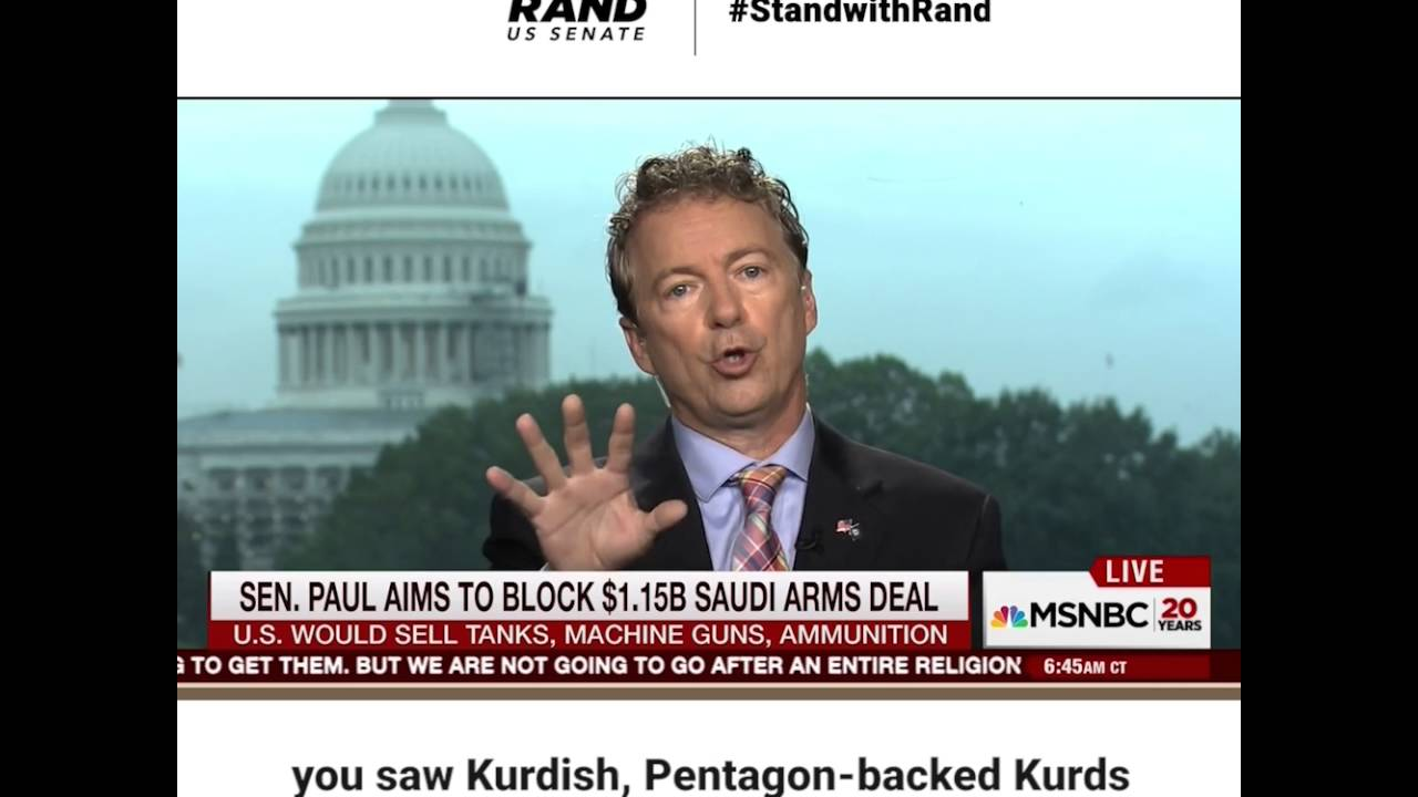 standwithrand against the 1 15 billion saudi arms deal youtube