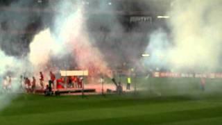 Benfica vence Arsenal por 2-1  Eusébio Cup 7