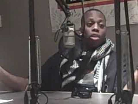 Kardinal Offishall On KUBE 93's Sound Session (Part 4 Of 5)