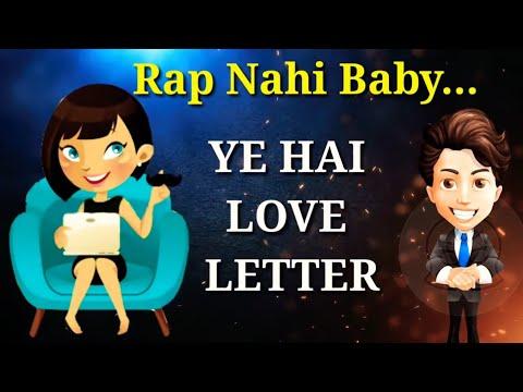 rap-nahi-baby-👧,-ye-hai-love💝-letter-||-ikka-rap-||-whatsapp-status-lyrics-video-👌-ikka-lovers