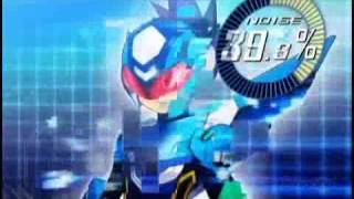 Megaman Starforce 3 Red Joker Trailer