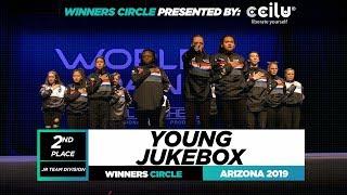 Young JukeBox   2nd Place Jr Team Division   Winners Circle   World of Dance Arizona 2019   #WODAZ19