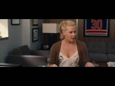 Trainwreck Funny scene first meet Amy & dr.Conners
