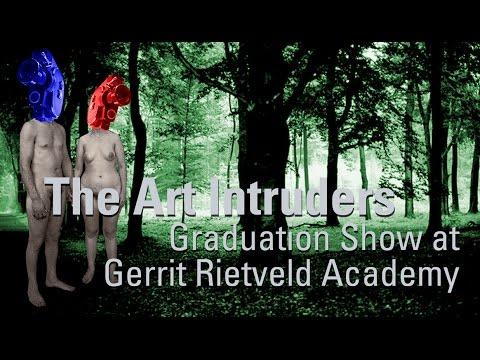 Gerrit Rietveld graduation show 2015 • part two with interviews