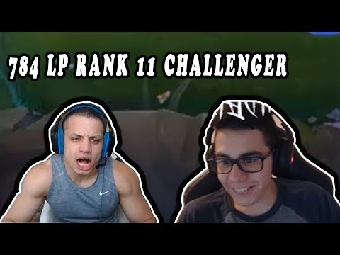 TYLER1 CLIMBS TO RANK 11 BY DOING THIS - TF BLADE'S REACTION | IMAQTPIE'S TEAM THROW | LOL MOMENTS