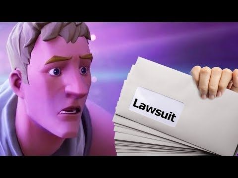 Fortnite Sued Over Personal Data Breach - Inside Gaming Daily