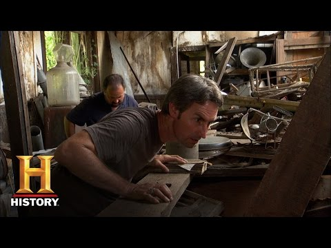 American Pickers: Feisty Phil