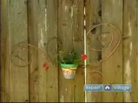 how to make a copper planter