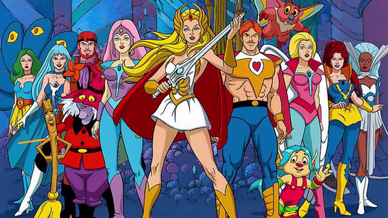 She-Ra Princess of Power (1985) Retrospective - YouTube