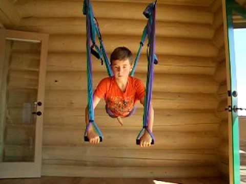 antigravity aerial yoga instructional dvd