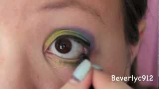 Rainbow Eye Shadow Thumbnail
