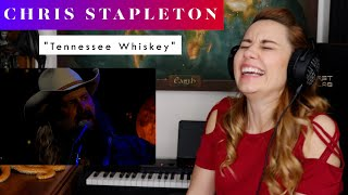 """Download Chris Stapleton """"Tennessee Whiskey"""" REACTION & ANALYSIS by Vocal Coach / Opera Singer"""