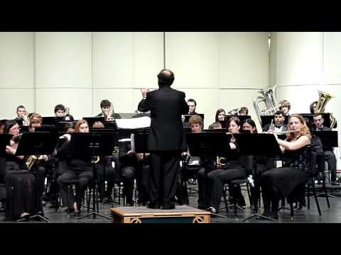 Wind Ensemble Concert 5-4-2011