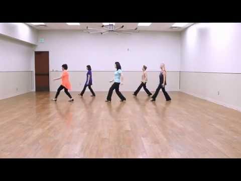 Drift Off To Dream - Line Dance (Dance & Teach)