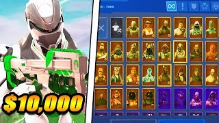 🤑 WIN $10,000 FORTNITE account for FREE!!! 😱