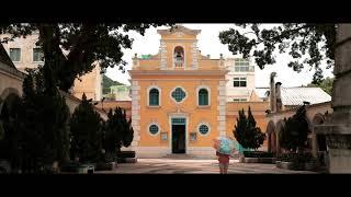 마카오의 유네스코 세계문화 유산 Macao UNESCO…