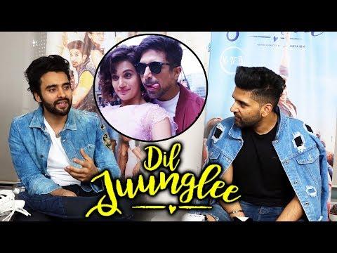 Singer Guru Randhawa & Producer Jackky Bhagnani Exclusive Interview - Dil Juunglee