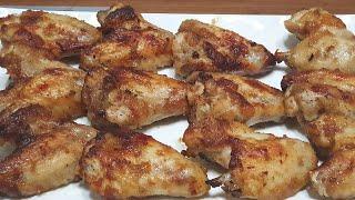 단짠 에어프라이어 닭날개구이 맛있게 만드는법 Airfi…
