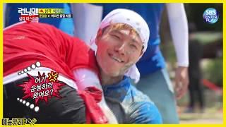 [SPECIAL CLIPS] [RUNNINGMAN]   KWANGSOO & JONGKOOK (ENG SUB)