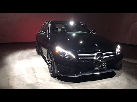 2015 Mercedes Benz C Class Walk Around Rockville Centre, Nassau, Long Island,  New York, Queens, NY L