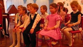 Музичне заняття (старший дошкільний вік)