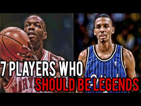 7 NBA Players Who Should Have Been All Time Greats