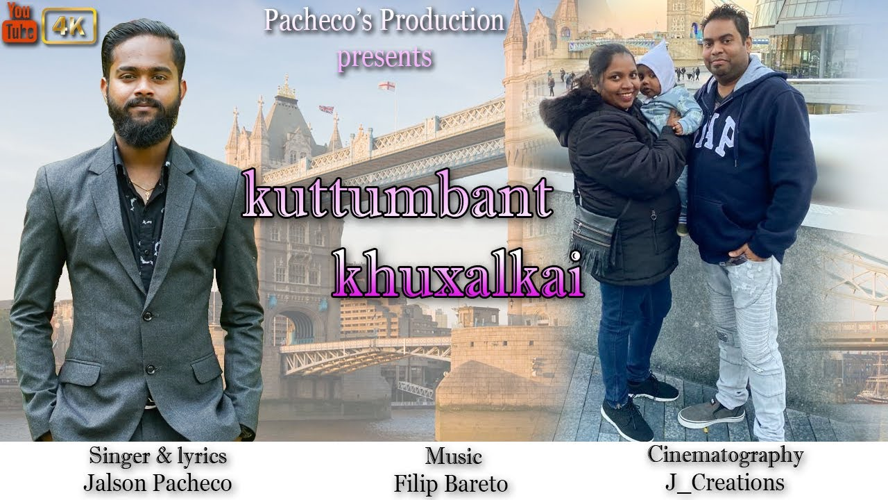 Download Khuttumbant Khuxalkai   New Konkani Song 2021   By Jalson Pacheco  