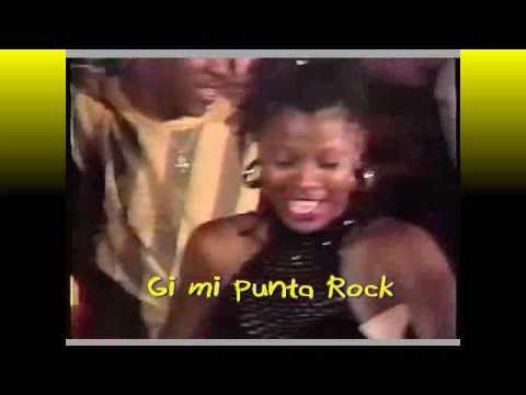 Andy Palacio, Belize - Gi mi Punta Rock - Caye records