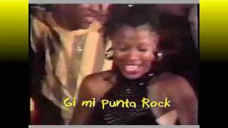 Andy Palacio, Belize - Gi mi Punta Rock - Caye records