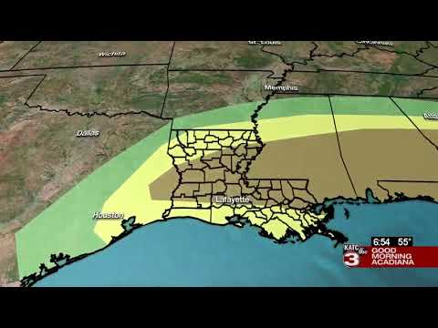 Dave's Friday Weathercast 04-17-2020