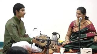 Carnatic Music Concert Birmingham Hindu Temple and Cultural Academy