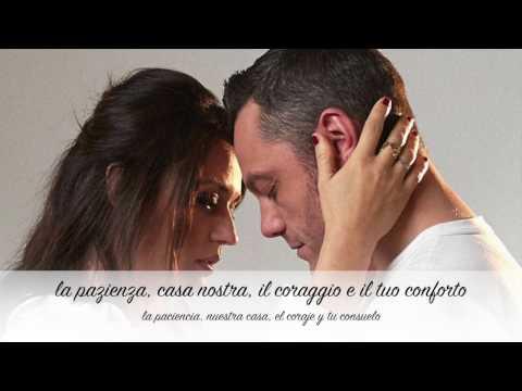 Il Conforto- Tiziano Ferro feat. Carmen Consoli [Testo italiano] Sub. Español