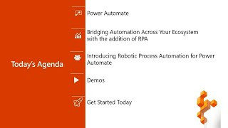 Introducing Robotic Process Automation (RPA) with Microsoft Power Automate: The End | BRK2282