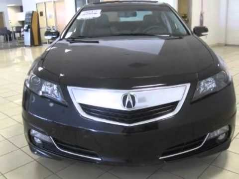 2012 acura tl awd with advance package sedan overland. Black Bedroom Furniture Sets. Home Design Ideas