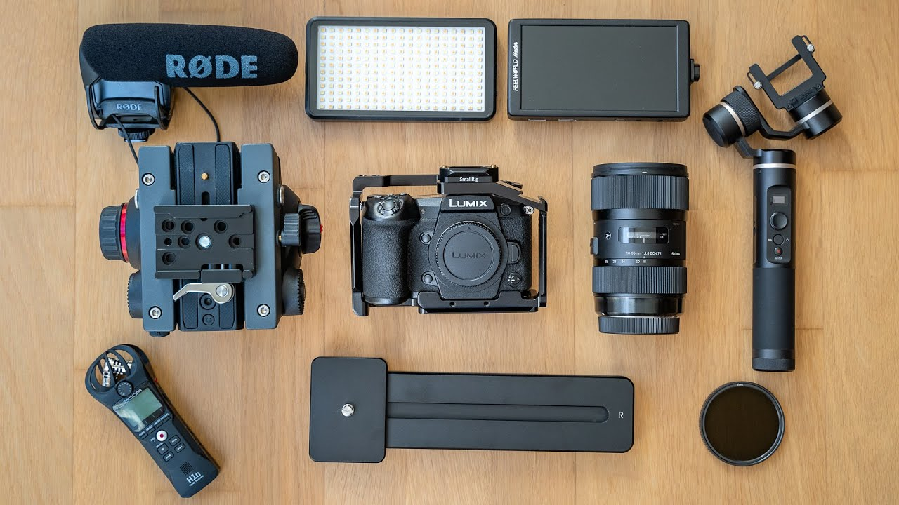 10 Great Accessories for Filmmaking with Sony A7III, GH5
