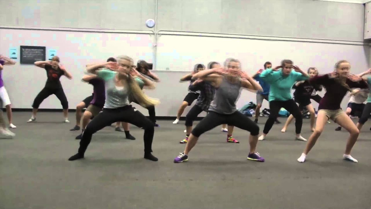 Cardio Dance Warmup - YouTube