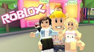 RIESIGE UPDATE!!! Roblox: [3 KIDS!] Adoptieren Sie mich! • Adoptieren von netten Kindern!